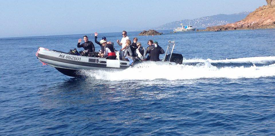 Trimix le second bateau de PFP